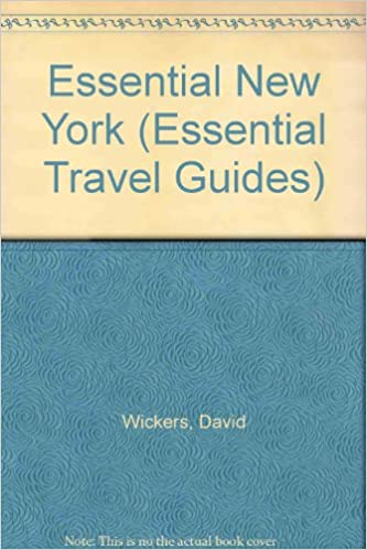 Essential New York (Essential Travel Guides)