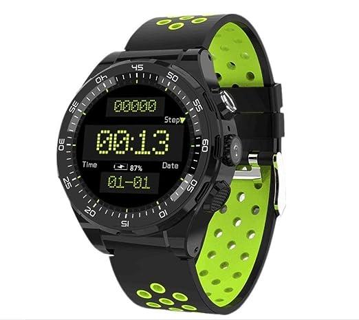 XUEQQ Reloj Inteligente smartwatch Elegante Reloj móvil ARC Touch ...