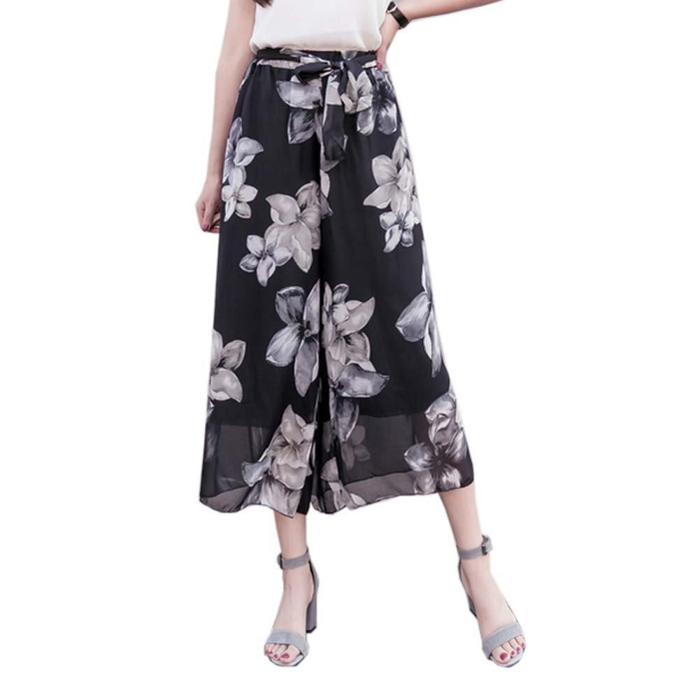 George Jimmy Loose Fitting Pants Wide Leg Trousers Slacks for Women(Stype05) GJ-CLO9056932011-HERMINE02689
