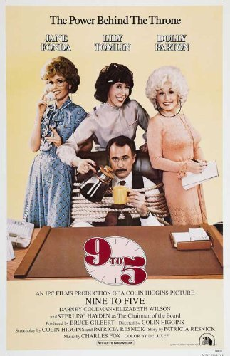 - 9 to 5 POSTER Movie (27 x 40 Inches - 69cm x 102cm) (1980)