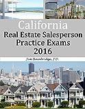 California Real Estate Salesperson Practice Exams for 2016