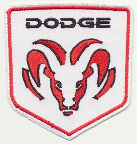 Dodge Auto cars Charger Challenger V8 USA sew on patches Logo Vest Jacket Hat Hoodie Backpack Iron On patches