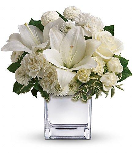Peace Lily Bouquet - 4