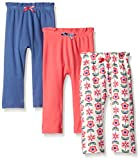 Touched by Nature - Pantalones, Bebé, unisex ,  Flower, 9-12 Meses