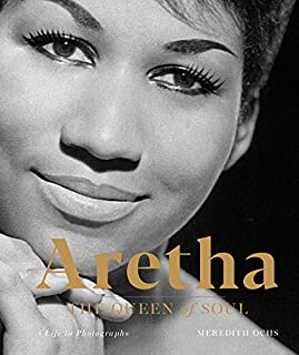 Book Cover: Aretha: The Queen of Soul―A Life in Photographs