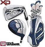 Wilson Profile XD Package Women's Golf Set New 2017