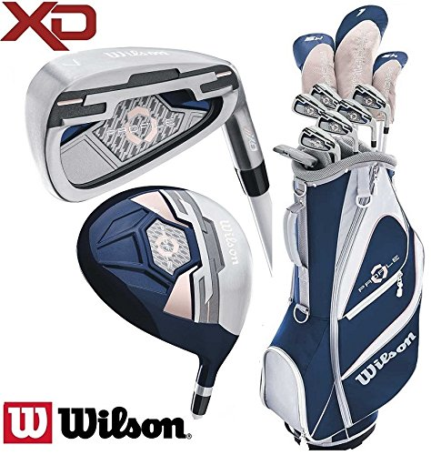 Wilson Profile XD Package Women's Golf Set New 2017