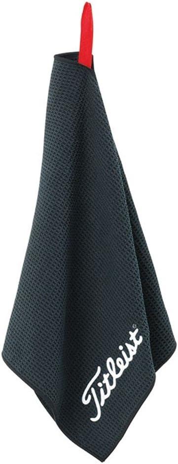 Titleist Waffle Microfiber Golf Towel