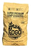 Best Lump Charcoals - Fogo Super Premium Hardwood Lump Charcoal 17.6-pound Bag Review