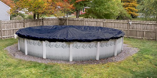 Pool Mate 5718 4 Sandstone Winter Pool Cover For Round