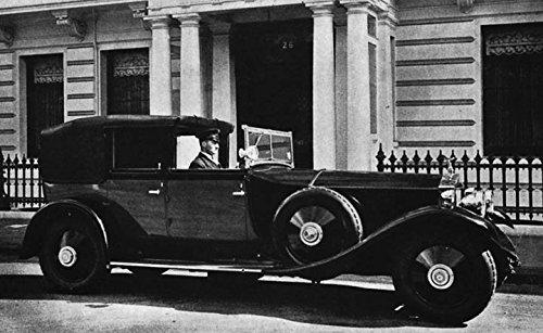 1925 Rolls Royce Phantom >> Amazon Com 1925 Rolls Royce Phantom I Factory Photo