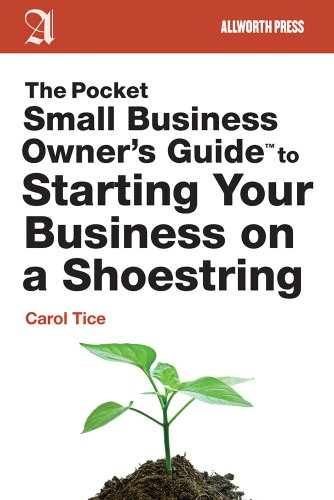 The Pocket Small Business Owner's Guide to Starting Your Business on a Shoestring (Pocket Small Business Owner's Guides) (Starting Llc)