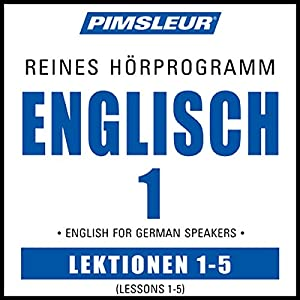 ESL German Phase 1, Unit 01-05 Hörbuch