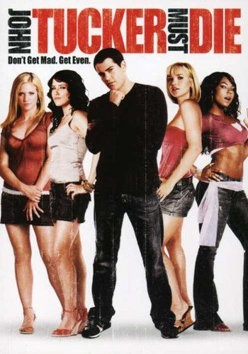 DVD : John Tucker Must Die (Full Frame, Widescreen, Dubbed, , Dolby)