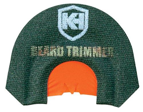 Knight & Hale Beard Trimmer Diaphragm Call Beard Trimmer 2.5 Reeds Hybrid V with Moon Cut Diaphragm Turkey Call