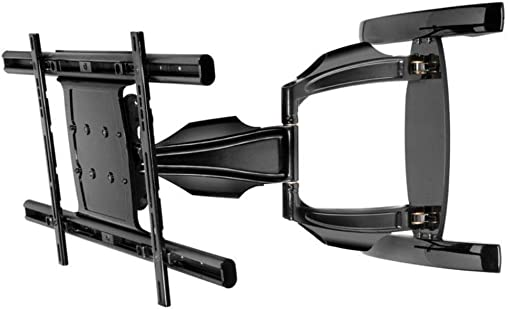 Peerless Full-Motion Plus Wall Mount for 39-Inch – 75-Inch Flat Panel Screens Black