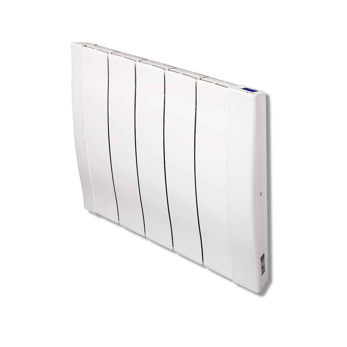 HAVERLAND RC5W Emisor térmico de inercia a fundición de Aluminio 800W, 800 W, Blanco: Amazon.es: Hogar