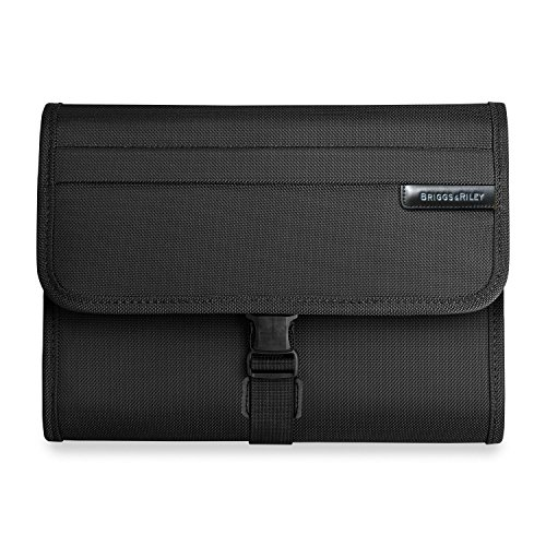 Briggs & Riley Baseline Deluxe Toiletry Kit 1026 (BLACK)