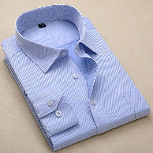 Solid Colored IYFBXl Mens Basic Shirt