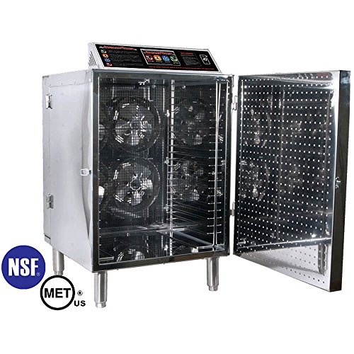 TSM Commercial Grade Stainless Steel D-20 Digital Touch Scre