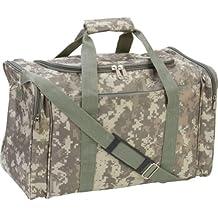 "Extreme Pak Digital Camo Water-resistant 17"" Duffle Bag"