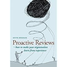 Proactive Reviews by Ditte Kolbaek (2012-01-09)