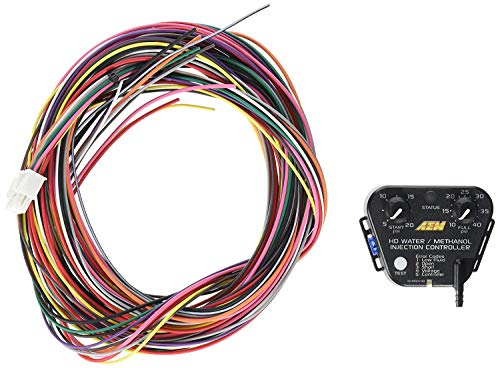 Aem Fuel Controller - AEM (30-3306) V2 Water/Methanol Injection HD Controller Kit with Internal MAP Sensor
