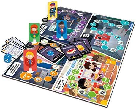 Clementoni – Juego de Mesa Inglés Misterioso (Mistery English): Amazon.es: Juguetes y juegos