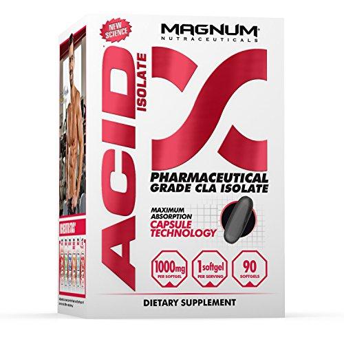 Magnum Nutraceuticals Acid Supplement, 90 Count