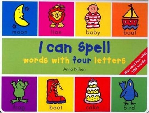 I Can Spell Words With Four Letters (I Can Spell compare prices)