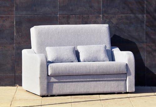 Sofá cama de 2 plazas modelo Trinidad-120. El esqueleto va en ...