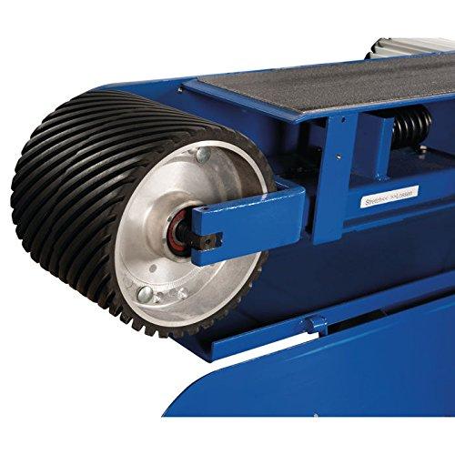 Metall-Bandschleifmaschine Metallkraft MBSM 150-200-2