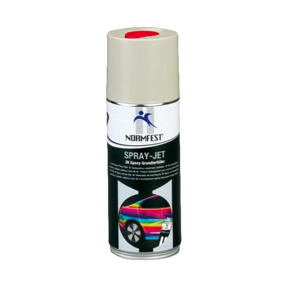 Auprotec ® normfest 2 k mat verni grundierfüller époxy plume fond de teint beige 400 ml Auprotec® Normfest Chemie