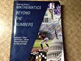 Customized Version of Mathematics Beyond the Numbers by George T. Gilbert and Rhonda L. Hatcher Designed Specifically for Valencia College, Valencia College East Campus Mathematics Dept. Staff, 1465204172