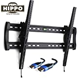 pull down electrical cord - HIPPO HP8017 Heavey Duty TV Wall Mount Bracket for Most 42