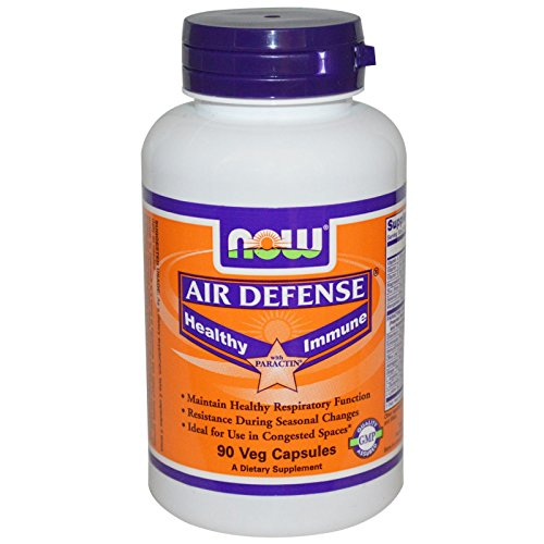 Now Foods Air Defense - 90 Veg Capsules 2 Pack