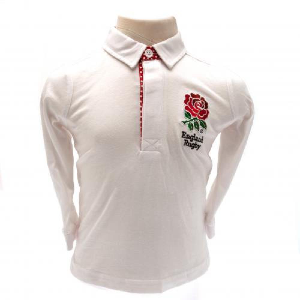 Oficial Inglaterra RFU - Camiseta de rugby de bebé (3 - 6 meses ...