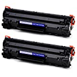 FreeSUB 2 Pack Compatible Toner Cartridge Replacement for Canon 104 CRG-104 FX-10 FX-9, High Yield used for Canon Faxphone L100 L90 L120 ImageClass 4150 MF4150 D480 D420 MF4370dn MF4350 MF4270 Printer