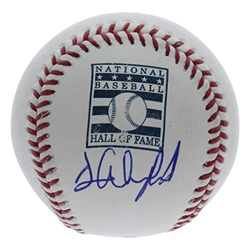 - Dave Winfield Autographed Signed Hall of Fame Baseball - Certified Authentic