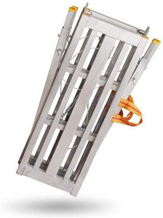 D Escaleras Extensibles Escalera Plegable Multifuncional Taburete Portatil Andamio Taburete De Plataforma (Tamaño : 140 * 40cm): Amazon.es: Hogar