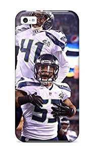 Quality JeffreySCovey Case Cover With Seattleeahawks Nice Appearance Compatible With Iphone 5c