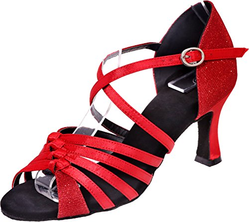 Danse red femme CFP Salon de AO7xng