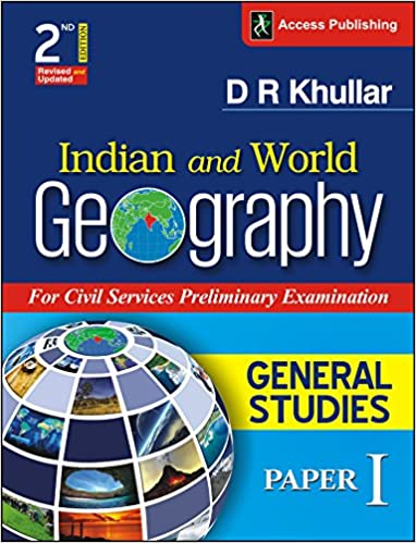 Indian and World geography -D R Khullar ( Paper 1 )