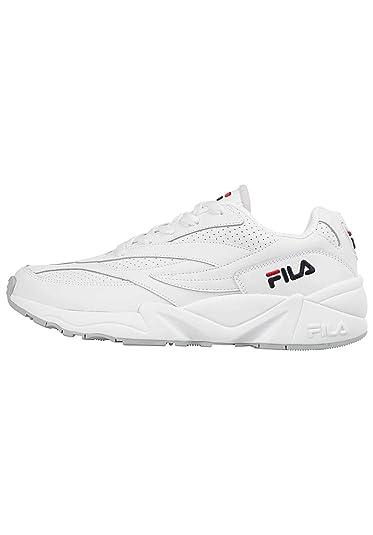 Fila V94M L Low 1010714.1FG White White Size: 8.5 UK: Amazon