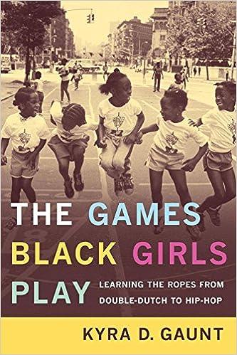 Black girls in play