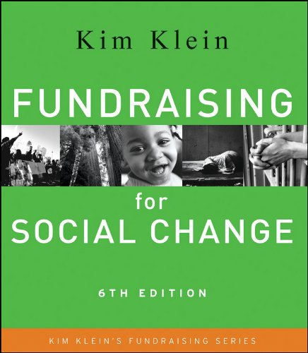 Download Fundraising for Social Change (Kim Klein's Fundraising Series) Pdf