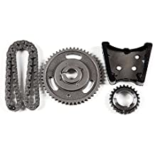 SCITOO Timing Chain Kit Automotive Replacement Timing Parts Chain Sets Fit Oldsmobile Cutlass Pontiac G6 Saturn Relay 3.5 3.9L VIN L,W