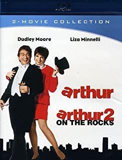 Arthur Blu Ray 1981 Region Free Amazoncouk Dudley Moore