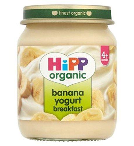 Hipp Organic Banana Yogurt Breakfast 4+ Months 125G