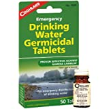 Coghlan's 7620 Drinking Water Tablets - 50 Tablets